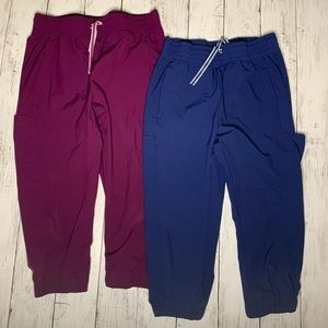 Set of two Boston Trader trackpants